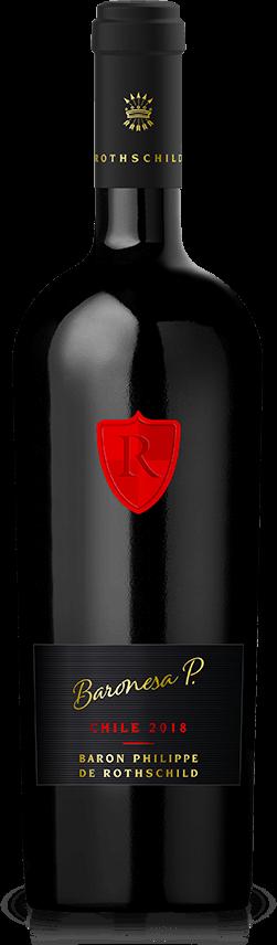 Baronesa P. 2018 vintage red wine Chili